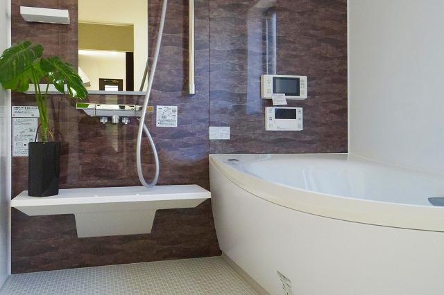 ジャスティハウス 浴室