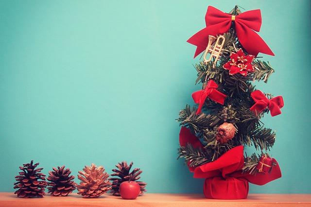 クリスマス ディスプレイ イメージ